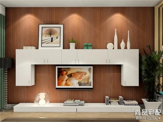 新古典装修风格电视背景墙的特点