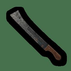 绝地求生刺激战场弯刀介绍 弯刀怎么用