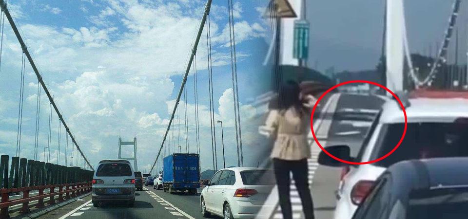 虎门大桥异常抖动如波浪原因曝光!竟和它有关