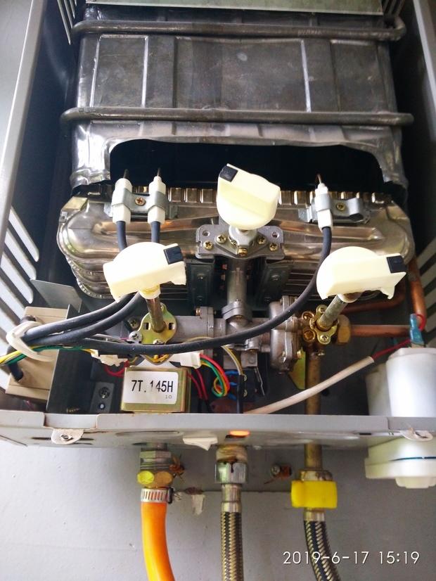 请问,燃气热水器为什么打不着火?