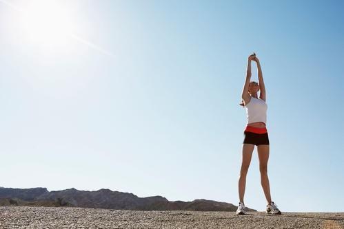 跑步一个月身体的变化是什么