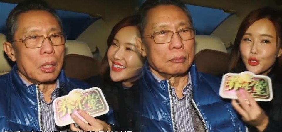 北京卫视女主持惹争议!未戴口罩紧靠钟南山采访