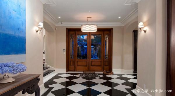 四层别墅设计