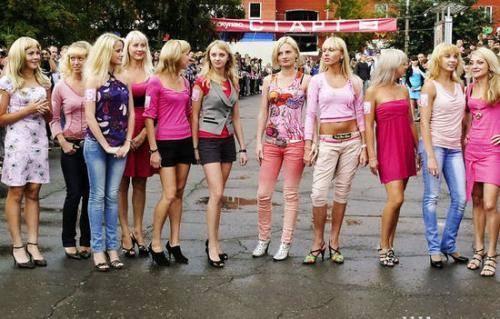 在中國混血美女特多的城市 游客戲稱仿佛置身烏克蘭