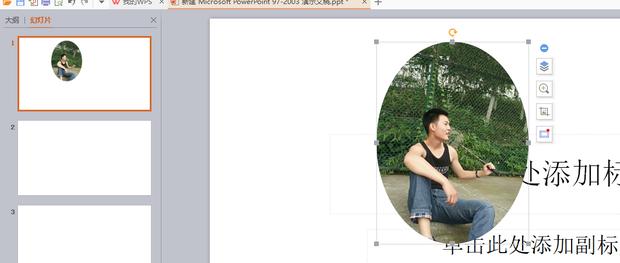 ppt裁剪工具在哪里_怎样把ppt和wps中的图片裁剪成圆形和椭圆形?_360新知