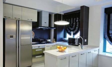 厨房家电如何摆放更合理?