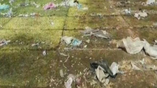 《每日文娱播报》20170630演唱会遍地垃圾