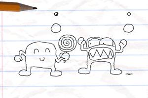 铅笔画小人动画全集_铅笔画小人3,铅笔画小人3小游戏,360游娱司-360游戏库
