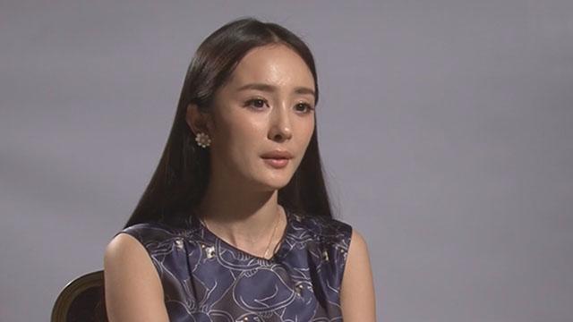 《每日文娱播报》20170515杨幂拍戏受伤