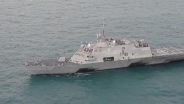 《军情解码》20151031 游弋在西太的美舰