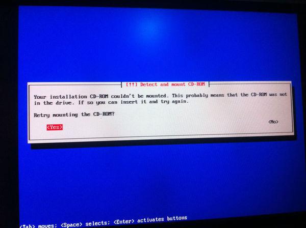 安装好系统后找不到硬盘怎么办?