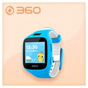 360儿童智能电话手表5c男女孩gps定位小学生防水手环手机6c