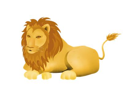 小学儿童短篇故事文字版:神射手和狮子