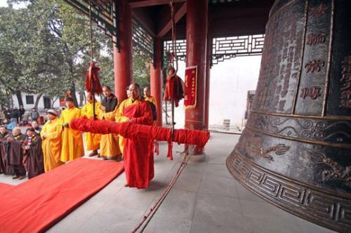 在武汉归元寺数罗汉数得 六百四尊者 请高人帮