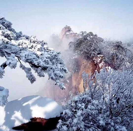 遼寧省鞍山市千山風景區