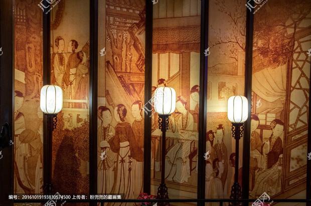古代落地灯叫什么,如图这种