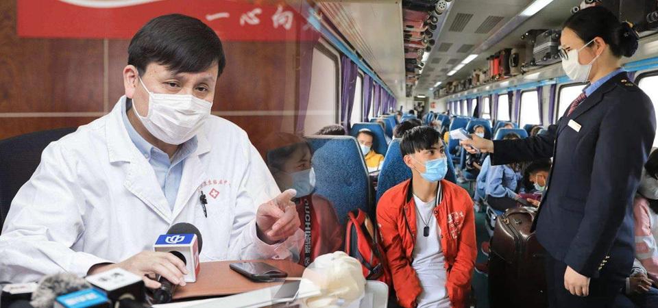 张文宏:下一波疫情可能11月来 这些国家很难度过下一个冬季