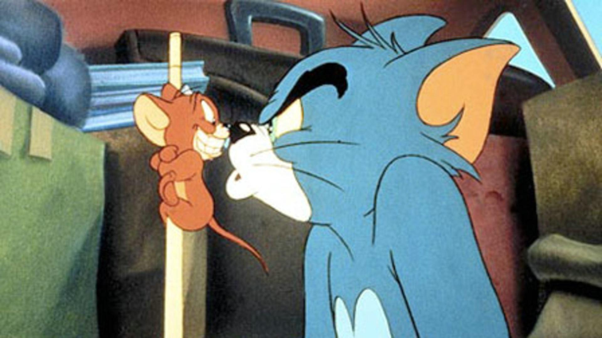 動漫 貓和老鼠 電影版2