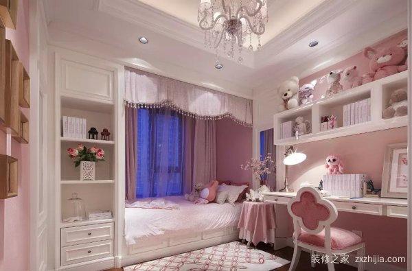 美式风格儿童房装修