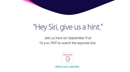 *苹果iphone6s新品发布会在线直播视频地址 三联