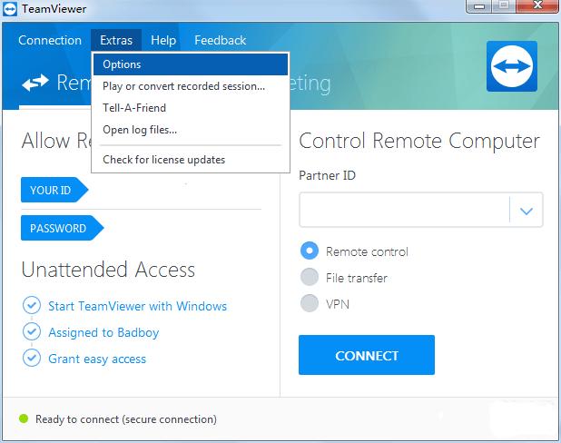 TeamViewer无商业限制版本分享