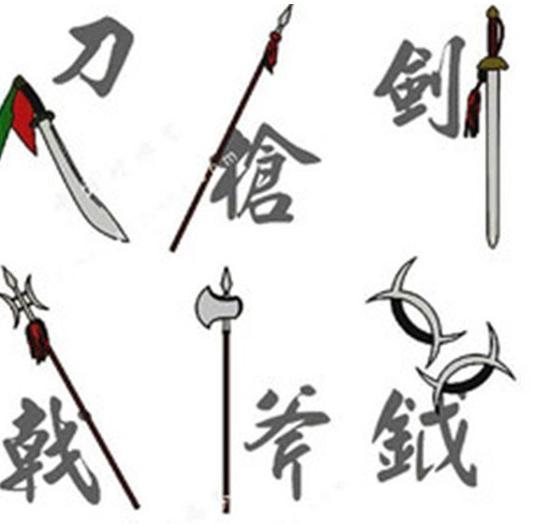 十八般武艺都是什么_中国武术的十八般武艺_360新知