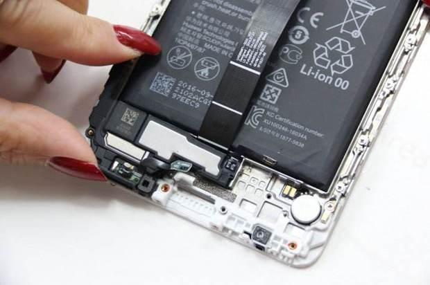 华为7寸大屏手机_压屏机之华为mate7 拆机教程_360新知