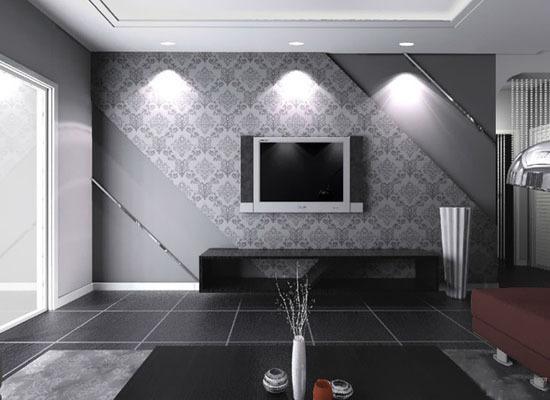 客厅电视背景墙如何装修 客厅电视背景图欣赏