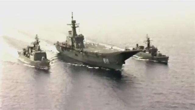 《军情解码》20170516泰印韩日也都有航母?