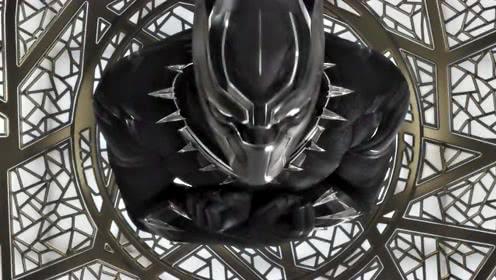 《黑豹》北美正式预告 漫威神秘英雄现身