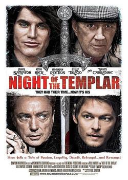 圣殿奇妙夜电影海报