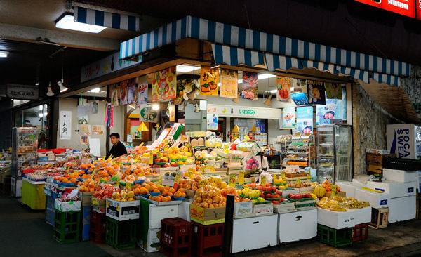 水果店摆放图片