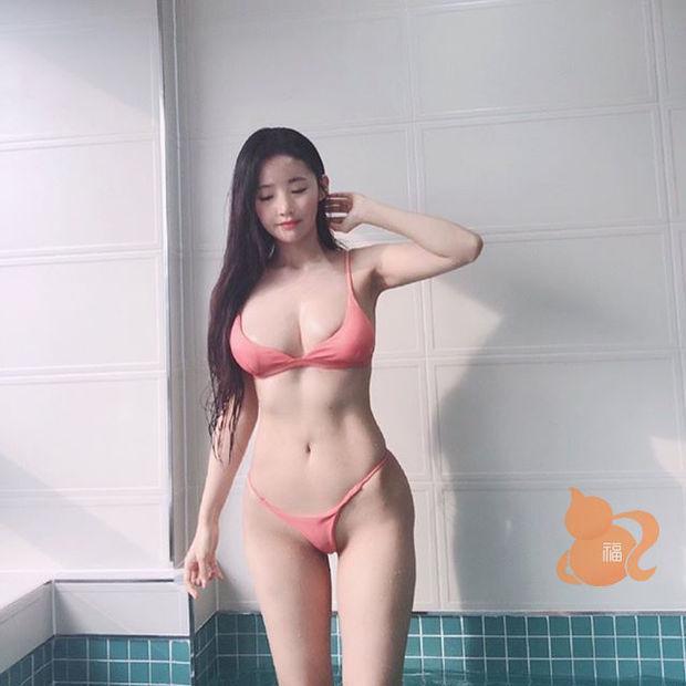 韩国女星noooree9极品腰臀比,屁股大过肩快乐似神仙