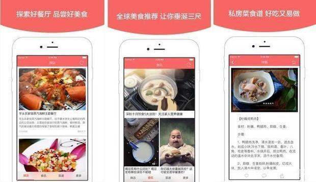 美食app设计方案(网站设计方案怎样写)