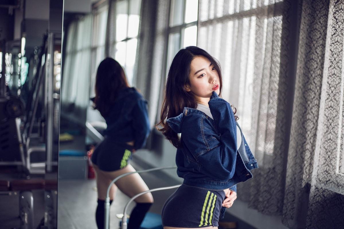丰乳做爱视频_【福利图】肌肤如沐浴牛奶浴般清纯少女 丰乳翘臀健身