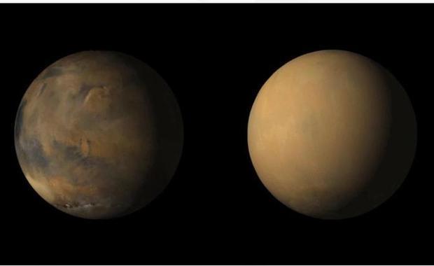 """NASA对""""机遇号""""火星探测器的命运持什么态度?"""