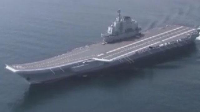 《军情解码》20170117中国航母迟早出第二岛链