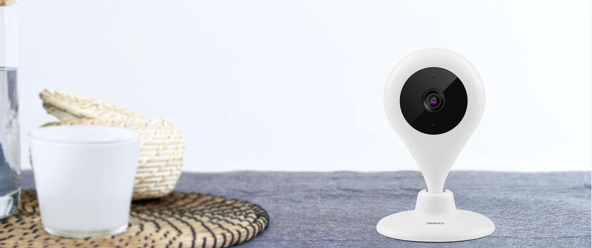 360智能摄像机1080P版