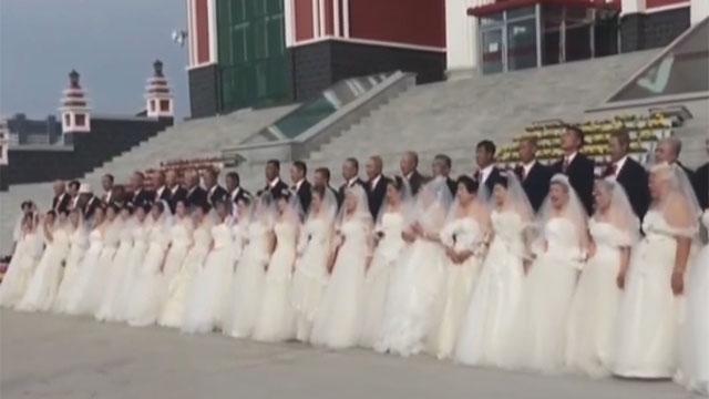 《1810我看行》20170622古稀老人补办婚礼