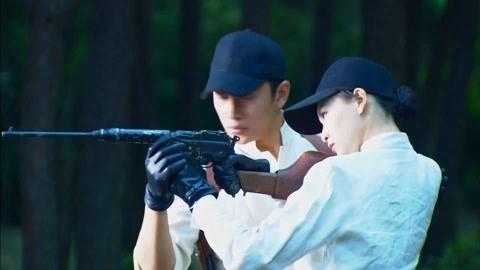 X女特工:罗晋亲自培养唐嫣成为杀手,自己却先动了情!