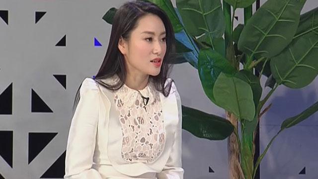 《谁在说》20170513美丽心灵的歌者张薇
