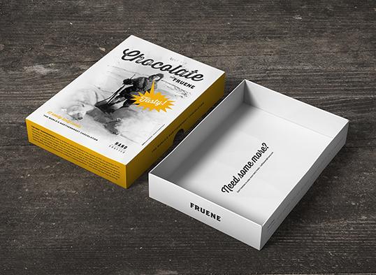 國外8組巧克力包裝設計:沖著這包裝的顏值,巧克力再貴