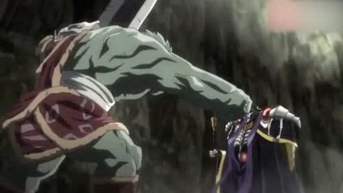 OVERLORD Ⅲ:骨傲天大战东方巨人,一本正经的欺负人啊!