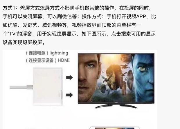 智能手机无线投屏功能仅支持投入智能电视中吗?