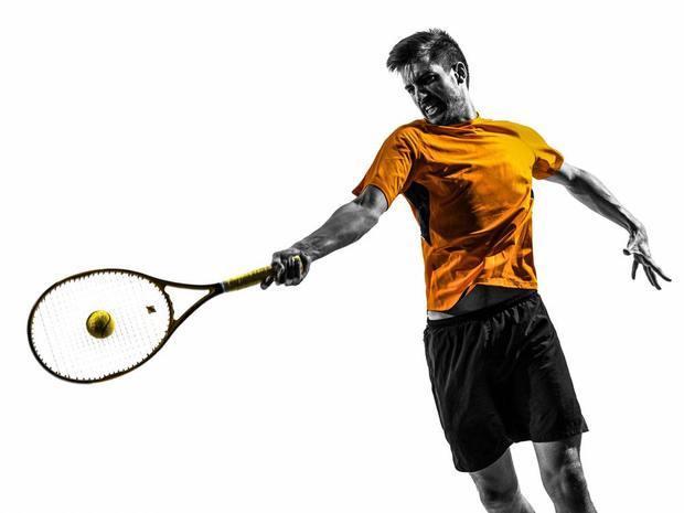 为什么网球都在室外进行,室内不能打网球吗图2