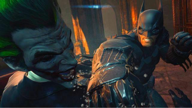 蝙蝠侠:阿甘起源纯黑-GK解说视频