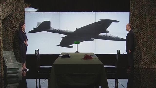《军情解码》20170408飞行员15000米击落敌机