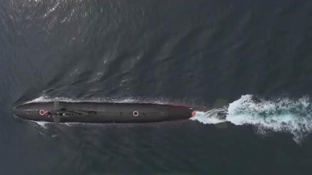 《军情解码》20170806潜艇的180秒生死浮沉