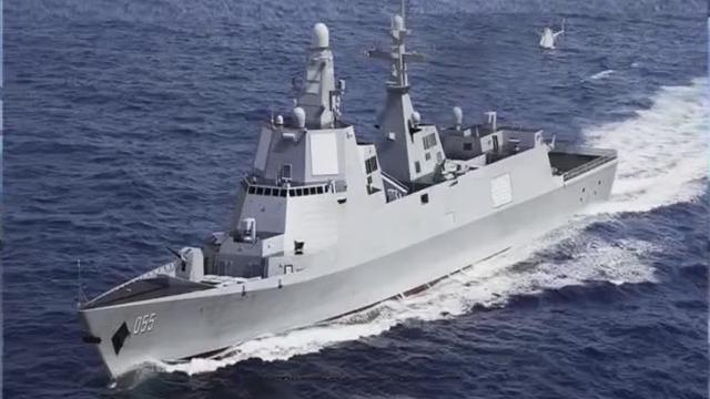 《军情解码》20170626中国驱逐舰亚洲第一