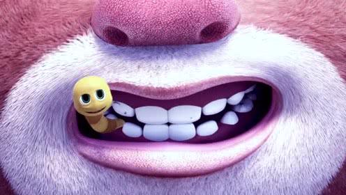 熊熊乐园:熊大一口接一口的喝水,这样能治好牙疼吗?
